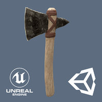 Ancient axe