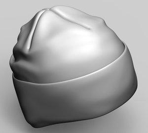 3D model men s hat