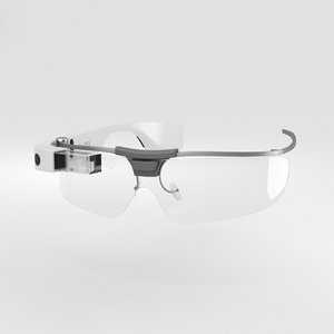 google glass enterprise 3D