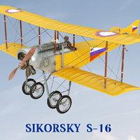 Sikorsky S-16