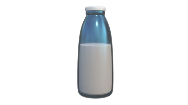 3D model milk