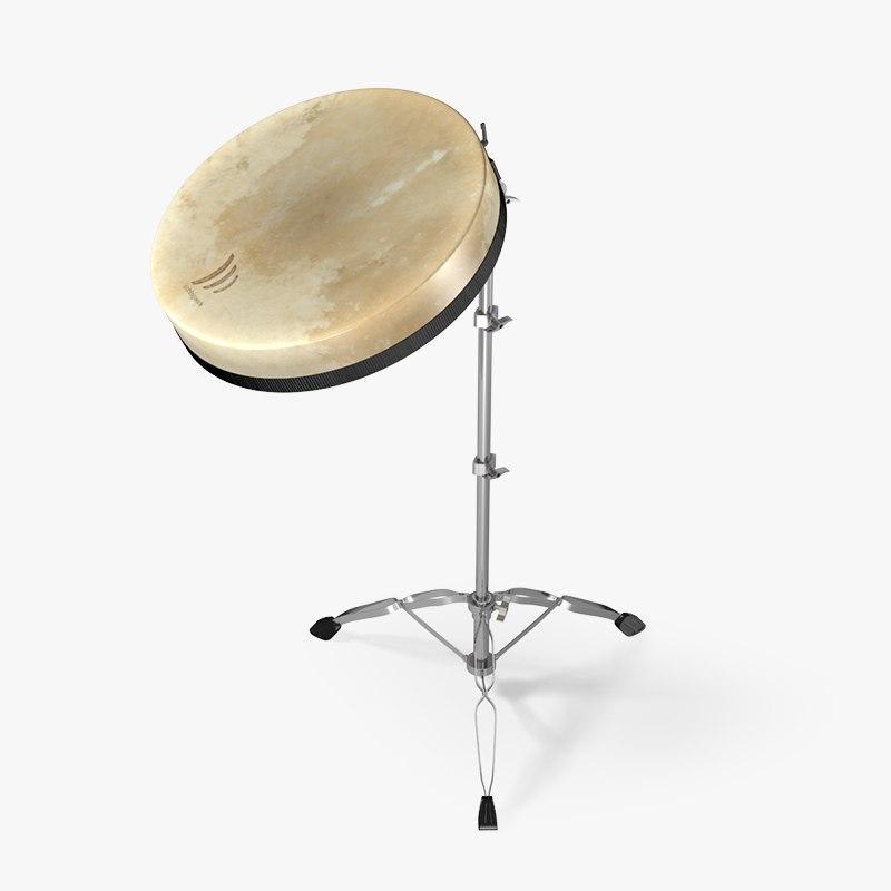 schlagwerk frame drum stand model