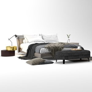 3D spencer bed
