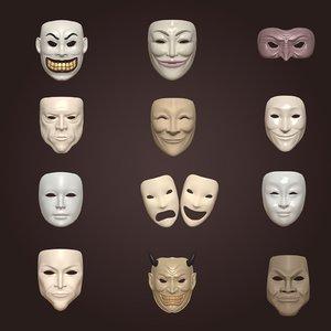masks model