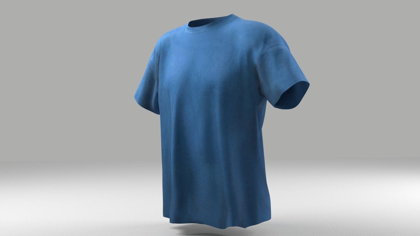 3D t-shirt games