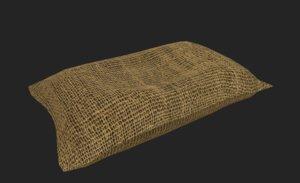 sand bag sandbag model