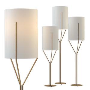 arborescence cvl luminaires floor lamp model