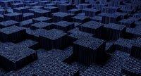 composition cubes background 3D