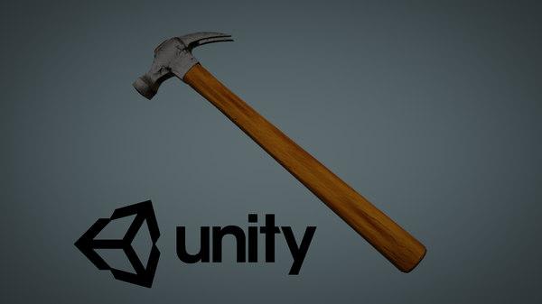 3D hammer tools