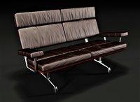 eames sofa 3D model