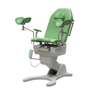 gynecological chair clear 3D model