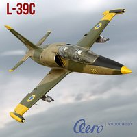 l-39c albatros model