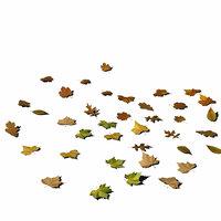 3ds max leaf ground