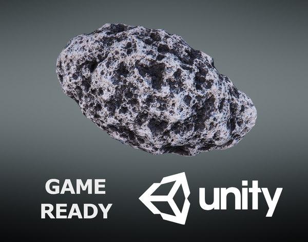 3D model asteroid universe formats