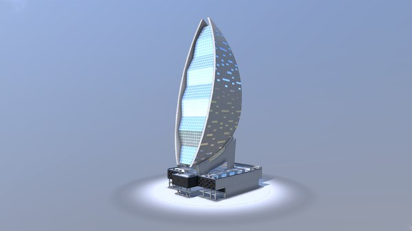 3D iris bay