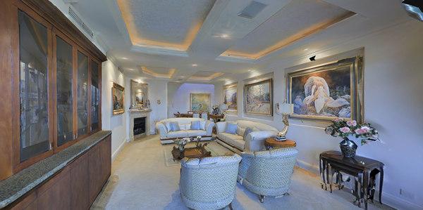 luxury home 3 3D model