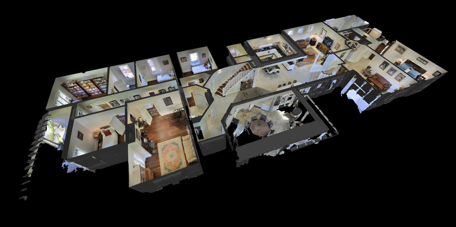 Maison de luxe 4
