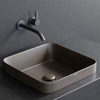 enjoy rectangular washbasin 3D model