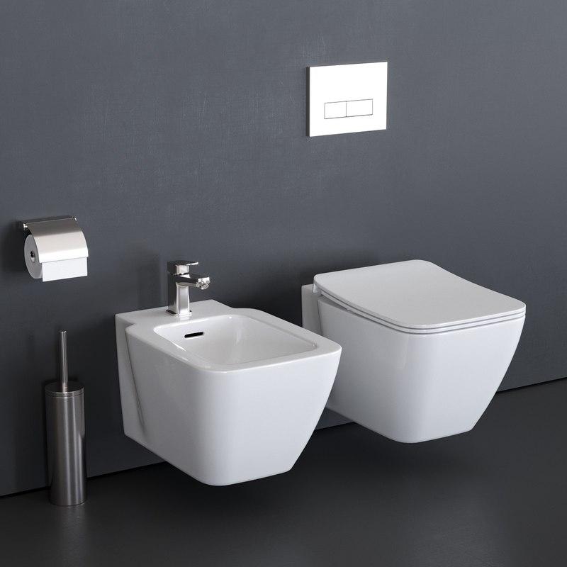 Idéal Standard WC suspendu STRADA II art. T2997 art. T2971