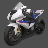Motorcycle S1000RR