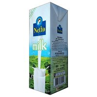 netto milk carton 3D model