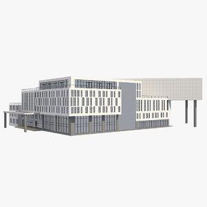 3D model building 3