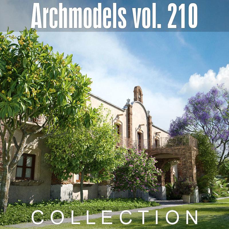 Archmodels vol  210