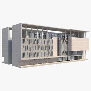 3D model building 5