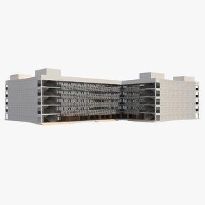 building 6 3D