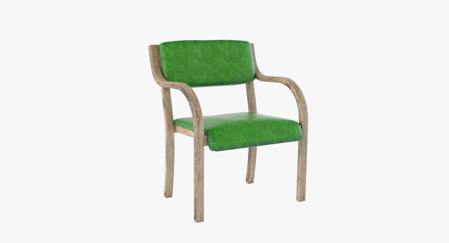 3D design chair