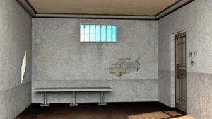 3D prison