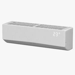 air conditioner generic 3D