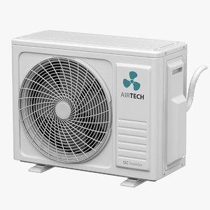 3D air conditioner generic