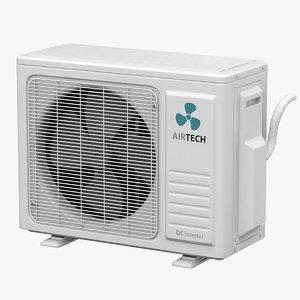 3D air conditioner generic model