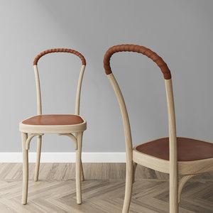 jonas bohlins chair vilda 3D model