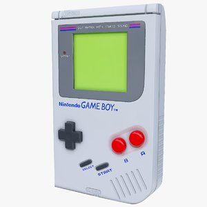 gameboy classic ready model
