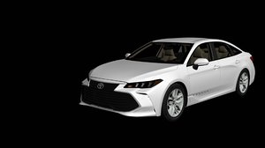 toyota avalon 2019 xle model