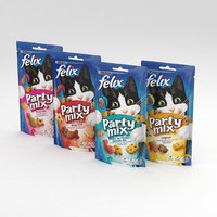 Nestle Purina Felix 60g-Party Mix Collection