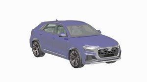 3D car details