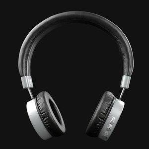 3D headphones matteo tantini pbr