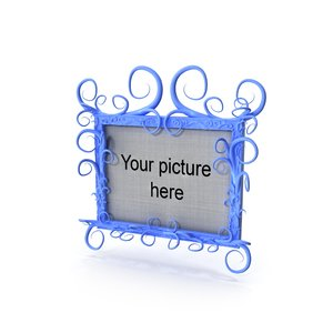 3D picture frame wind