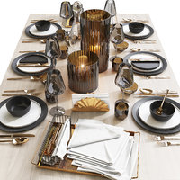 Table setting 7