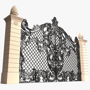 gates x2 3D