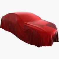 cover car materials 3D model