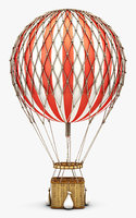 Hot Air Balloon v 1