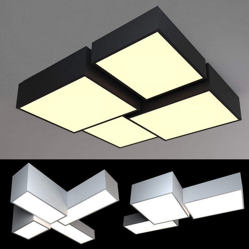 ceiling lamps 07 model