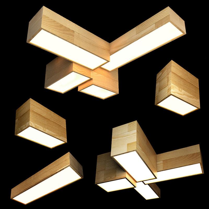ceiling lamps 11 3D