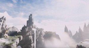 abandoned castle 3D