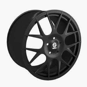 3D oz procorsa wheel
