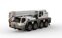 truck crane model